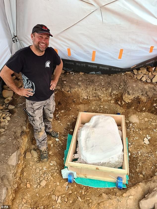 Phát hiện kho báu chứa cổ kiếm 3.000 năm tuổi trên cánh đồng hoang ảnh 1