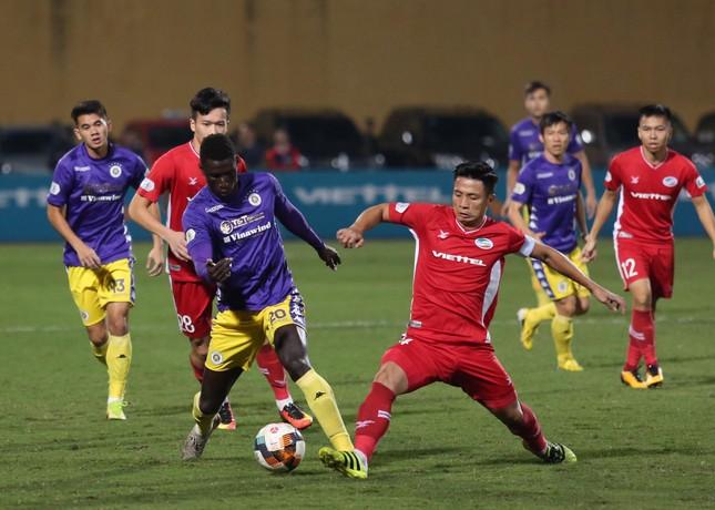 Viettel hòa CLB Hà Nội, cuộc đua vô địch V-League kịch tính tới phút hạ màn ảnh 1