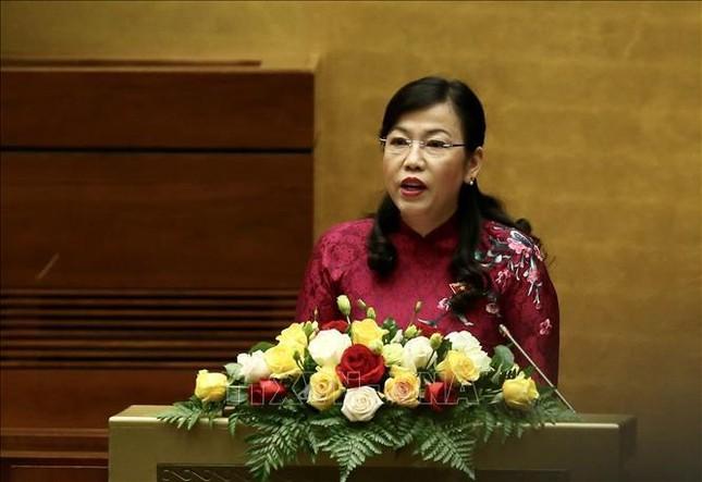 Hình ảnh tân Chủ tịch Quốc hội Vương Đình Huệ tuyên thệ nhậm chức ảnh 2