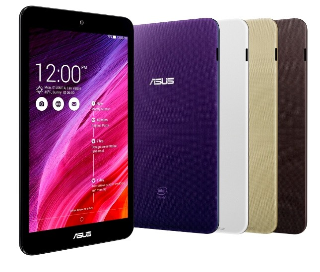 Asus 'xuất trận' một loạt tablet dùng chip 64-bit ảnh 1