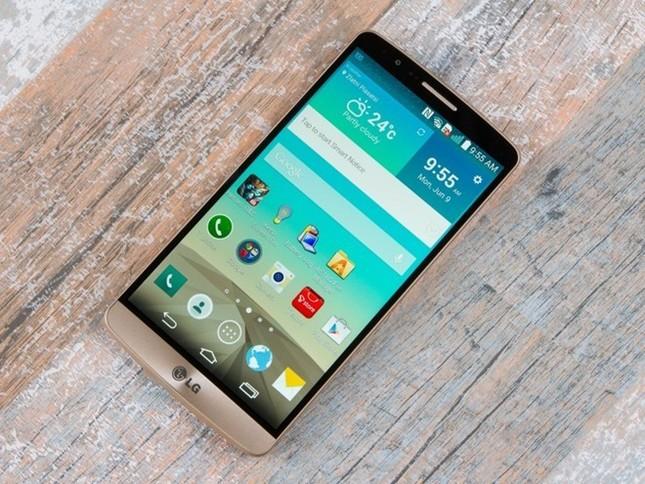 Loạt smartphone mất giá đầu năm 2015 ảnh 1