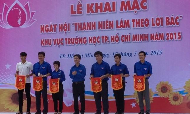 Nhiều hoạt động kỷ niệm Ngày sinh Chủ tịch Hồ Chí Minh ảnh 4