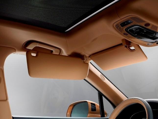 Bentley gây sốc với chiếc SUV Bentayga ảnh 14