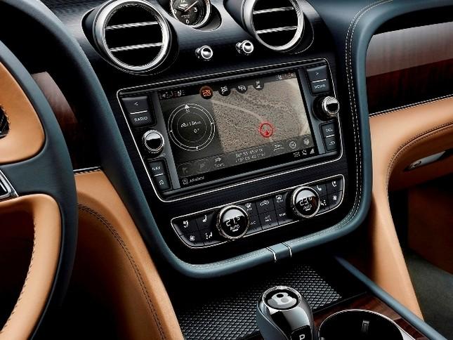 Bentley gây sốc với chiếc SUV Bentayga ảnh 17