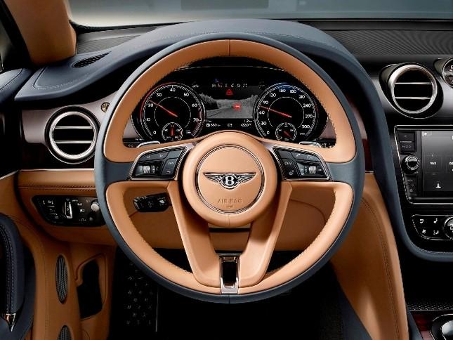 Bentley gây sốc với chiếc SUV Bentayga ảnh 18