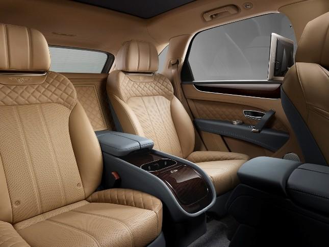 Bentley gây sốc với chiếc SUV Bentayga ảnh 19