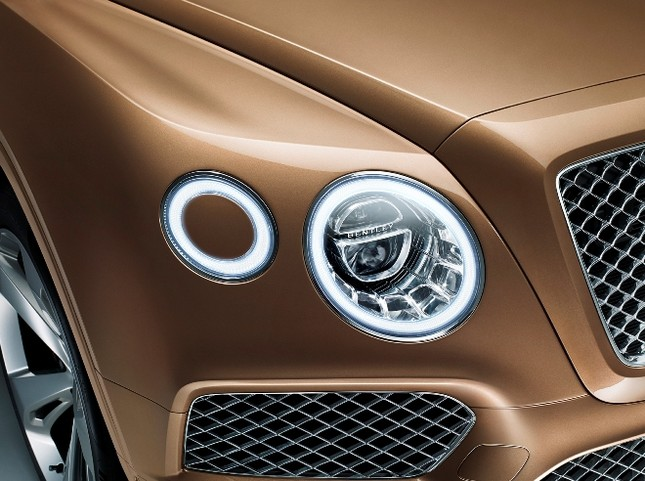 Bentley gây sốc với chiếc SUV Bentayga ảnh 6
