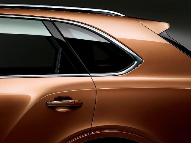 Bentley gây sốc với chiếc SUV Bentayga ảnh 7