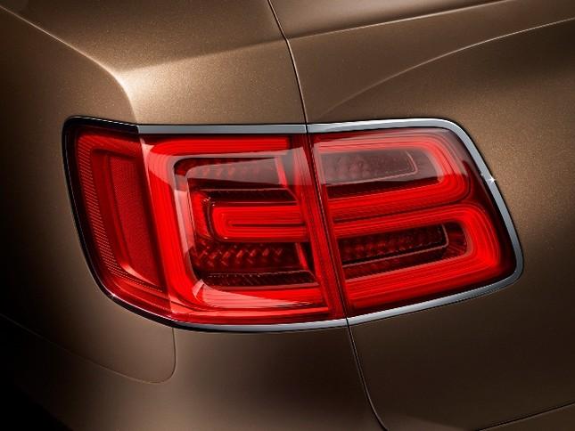 Bentley gây sốc với chiếc SUV Bentayga ảnh 8