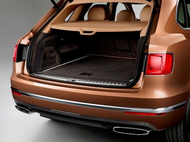 Bentley gây sốc với chiếc SUV Bentayga ảnh 9