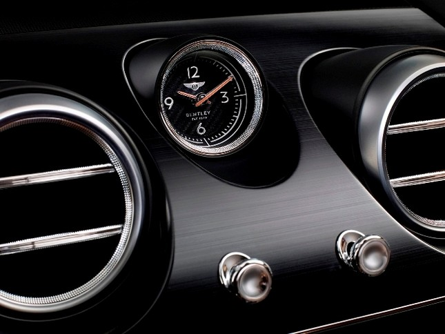 Bentley gây sốc với chiếc SUV Bentayga ảnh 11