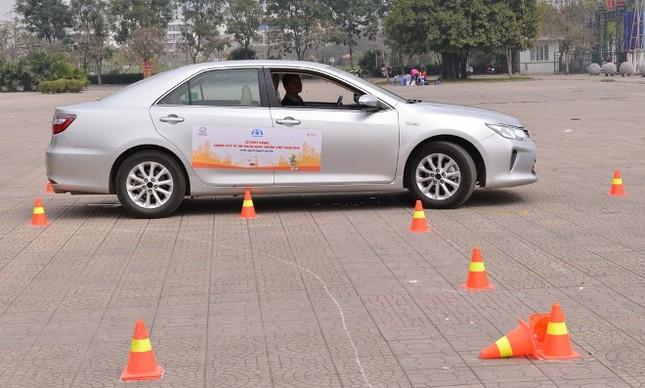 Toyota chung tay vì an toàn giao thông Việt Nam ảnh 1