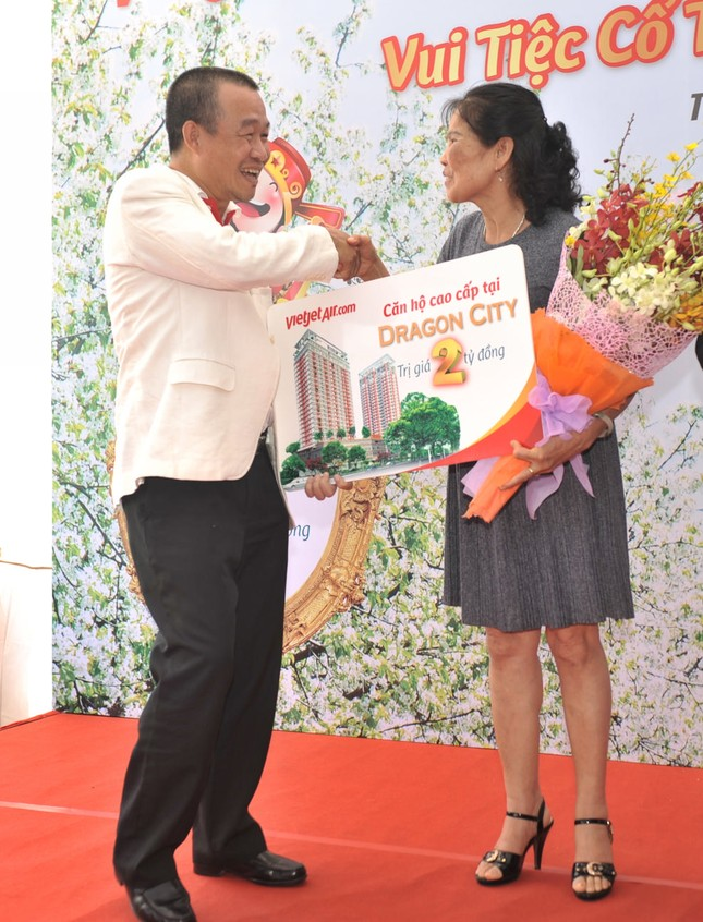 Ngắm căn hộ 2 tỷ Vietjet tặng cho khách hàng ảnh 1