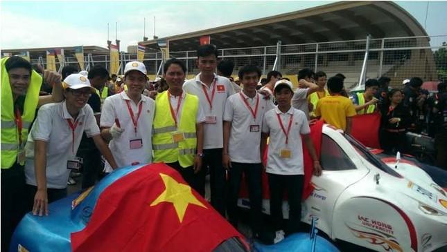 Việt Nam lần thứ 2 vô địch cuộc thi xe tiết kiệm nhiên liệu châu Á ảnh 2