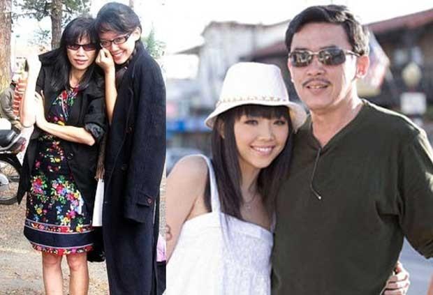 """Những sao Việt """"cơm chẳng lành, canh chẳng ngọt"""" với gia đình ảnh 2"""