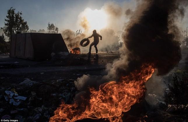 Jerusalem, Gaza, Bờ Tây bị nhấn chìm trong làn sóng bạo lực ảnh 9