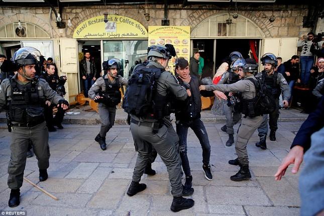Jerusalem, Gaza, Bờ Tây bị nhấn chìm trong làn sóng bạo lực ảnh 10