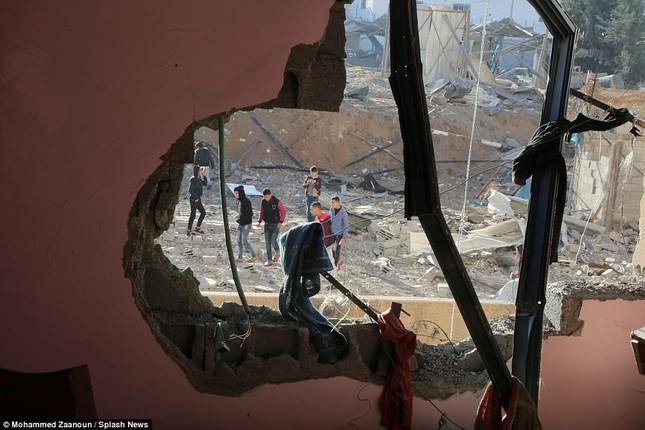 Jerusalem, Gaza, Bờ Tây bị nhấn chìm trong làn sóng bạo lực ảnh 2