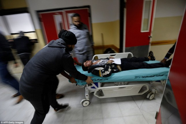 Jerusalem, Gaza, Bờ Tây bị nhấn chìm trong làn sóng bạo lực ảnh 5