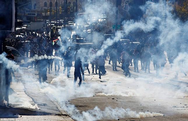 Jerusalem, Gaza, Bờ Tây bị nhấn chìm trong làn sóng bạo lực ảnh 6