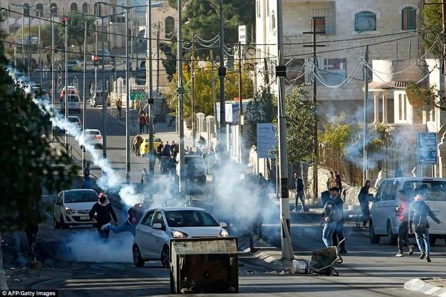Jerusalem, Gaza, Bờ Tây bị nhấn chìm trong làn sóng bạo lực ảnh 7