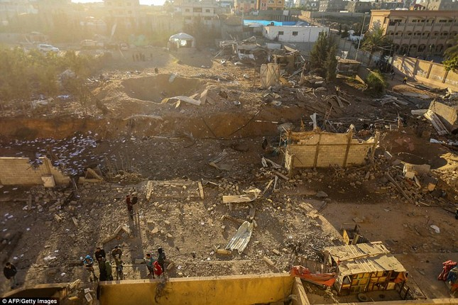 Jerusalem, Gaza, Bờ Tây bị nhấn chìm trong làn sóng bạo lực ảnh 1