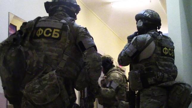 Nga bắt 7 nghi phạm nghi liên kết với IS lên kế hoạch đánh bom tự sát ảnh 1