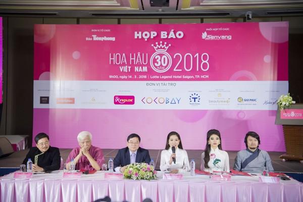 Hoa hậu Việt Nam 2018 sớm tạo sức hút lớn với các doanh nghiệp ảnh 2