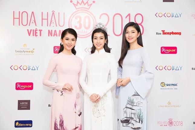 Hoa hậu Việt Nam 2018 sớm tạo sức hút lớn với các doanh nghiệp ảnh 1