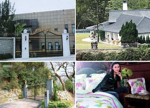 Choáng với biệt thự gần 90 triệu USD của hoa hậu Lý Gia Hân ảnh 7