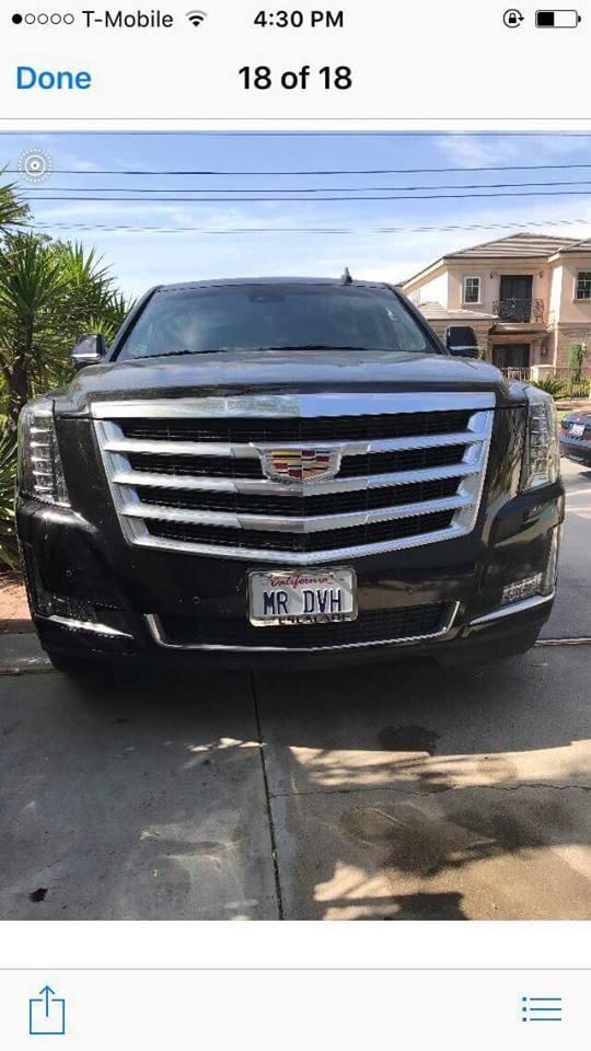 Mr.Đàm tậu siêu xe Cadillac chuyên phục vụ nguyên thủ quốc gia ảnh 2