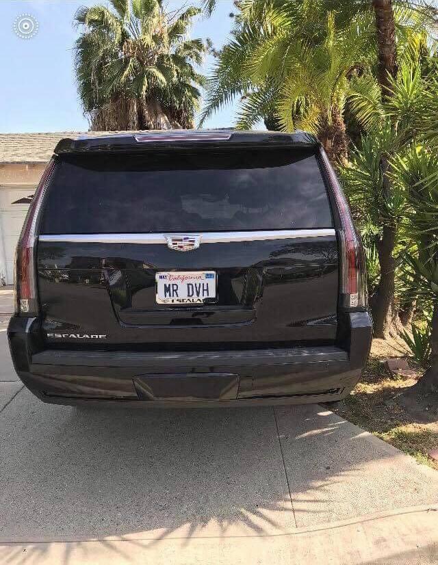 Mr.Đàm tậu siêu xe Cadillac chuyên phục vụ nguyên thủ quốc gia ảnh 4