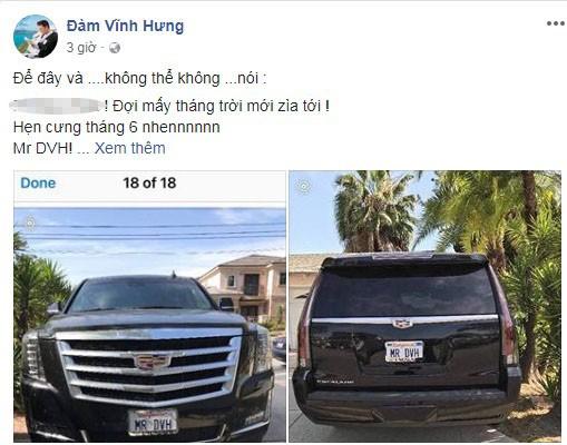 Mr.Đàm tậu siêu xe Cadillac chuyên phục vụ nguyên thủ quốc gia ảnh 1