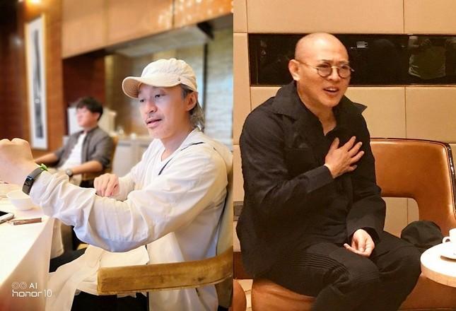 Sau Lý Liên Kiệt, Châu Tinh Trì lộ ảnh già nua khác xa tuổi 55 ảnh 8