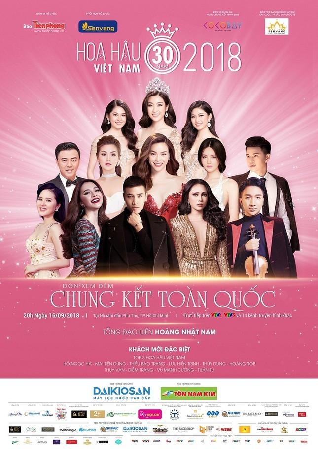 Nhìn gần vé màn hình LED chung kết Hoa hậu Việt Nam 2018 ảnh 6