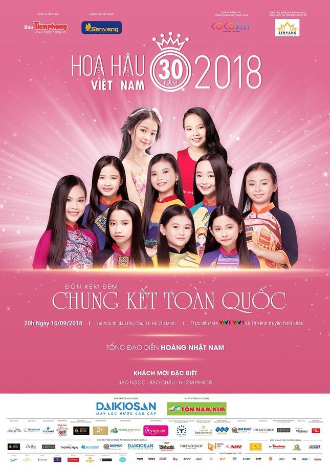 Nhìn gần vé màn hình LED chung kết Hoa hậu Việt Nam 2018 ảnh 7