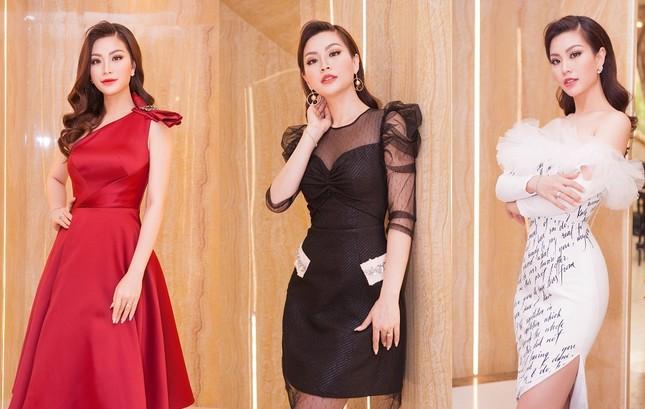 Top 3 đề cử Người đẹp Truyền thông lộ diện trước giờ chung kết HHVN ảnh 5