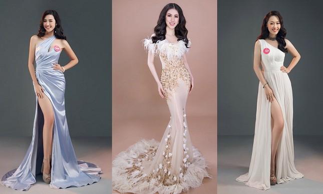 Top 3 đề cử Người đẹp Truyền thông lộ diện trước giờ chung kết HHVN ảnh 6
