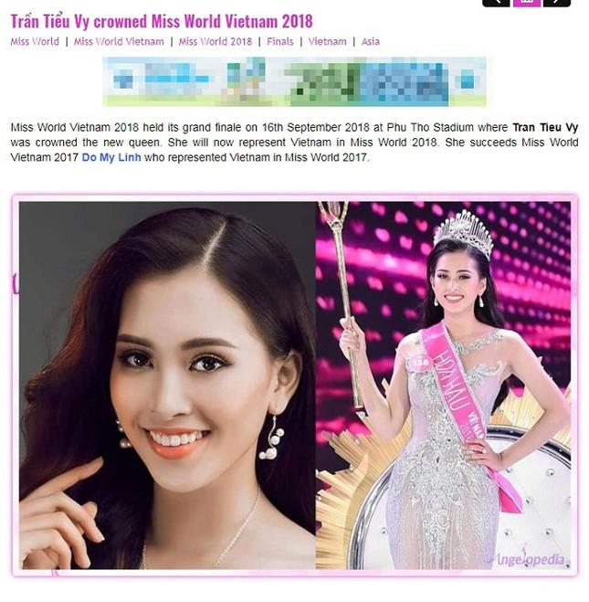 Báo chí nước ngoài hết lời khen nhan sắc tân Hoa hậu Việt Nam ảnh 6