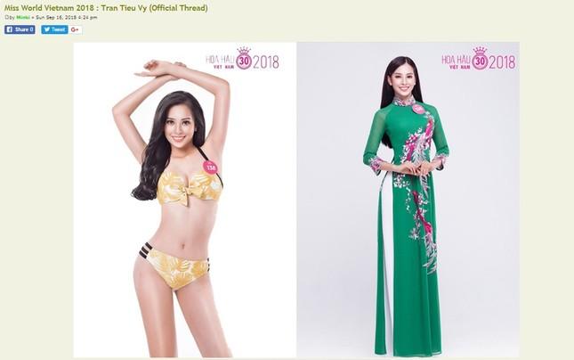 Báo chí nước ngoài hết lời khen nhan sắc tân Hoa hậu Việt Nam ảnh 8