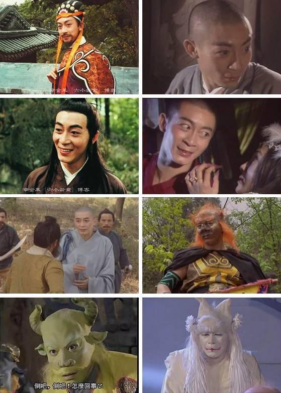 Chuyện ít biết về những diễn viên đóng nhiều vai nhất Tây du ký 1986 ảnh 2