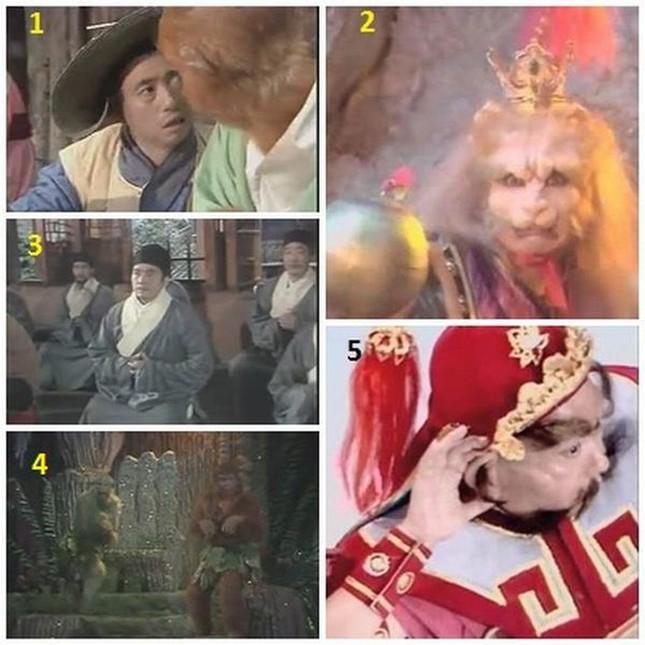 Chuyện ít biết về những diễn viên đóng nhiều vai nhất Tây du ký 1986 ảnh 3