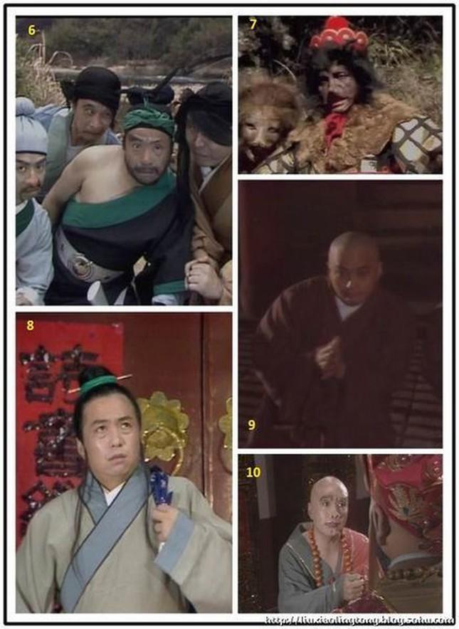 Chuyện ít biết về những diễn viên đóng nhiều vai nhất Tây du ký 1986 ảnh 4