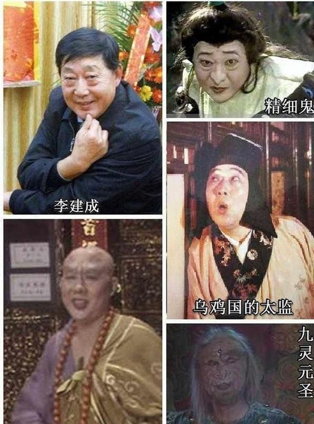 Chuyện ít biết về những diễn viên đóng nhiều vai nhất Tây du ký 1986 ảnh 7