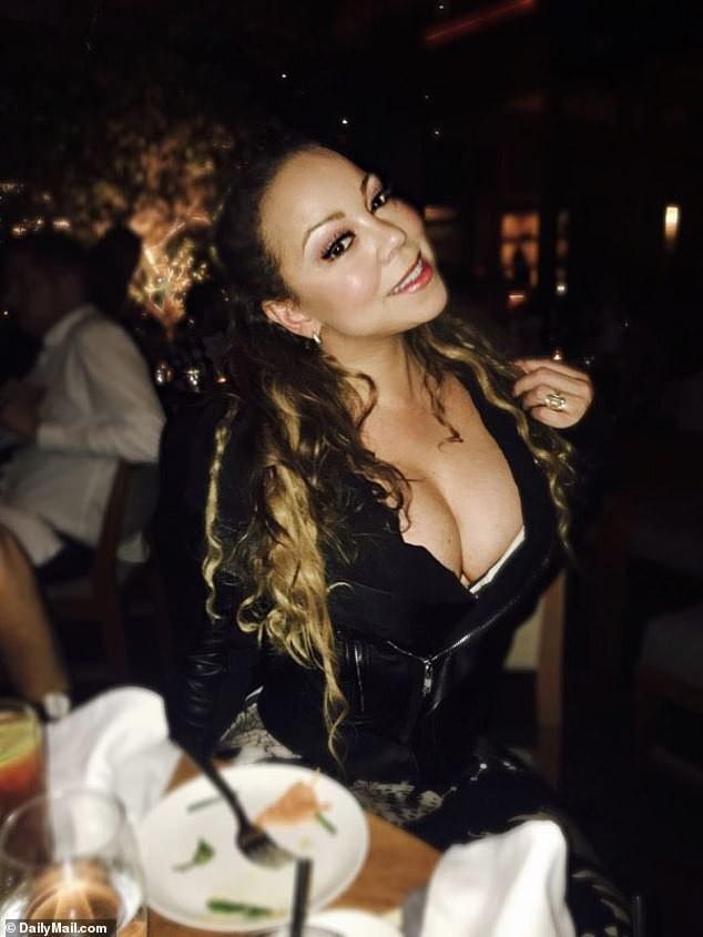 Công chúng thế giới bất ngờ với tin ngoại tình, nghiện sex của Diva Mariah Carey ảnh 1