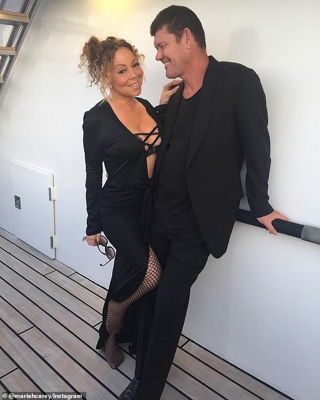 Công chúng thế giới bất ngờ với tin ngoại tình, nghiện sex của Diva Mariah Carey ảnh 5