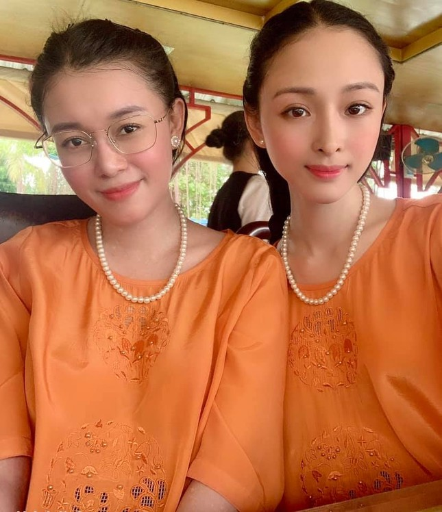 Trương Hồ Phương Nga chia sẻ xúc động dịp sinh nhật bạn thân Thùy Dung ảnh 1