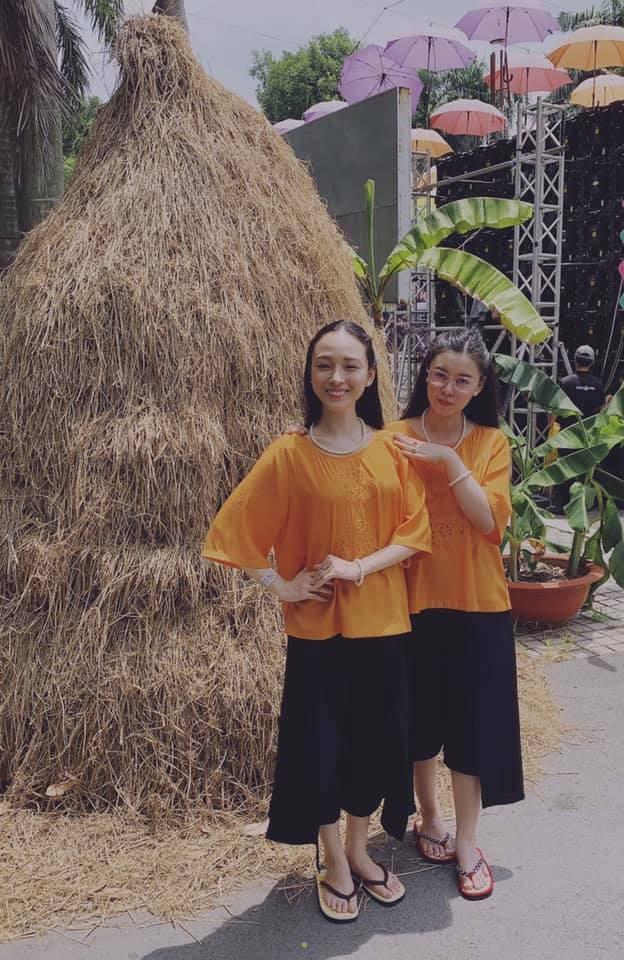 Trương Hồ Phương Nga chia sẻ xúc động dịp sinh nhật bạn thân Thùy Dung ảnh 2