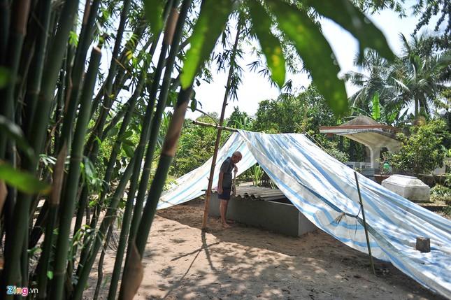 Anh hùng Nguyễn Văn Bảy an nghỉ dưới bóng khóm tre vườn nhà ảnh 10