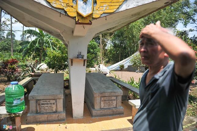 Anh hùng Nguyễn Văn Bảy an nghỉ dưới bóng khóm tre vườn nhà ảnh 11